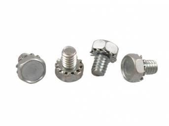 MOUNTING KIT, Disc Brake Caliper Pad Retaining Shield,