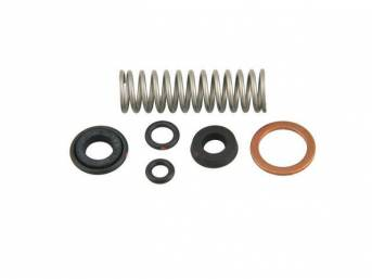 REBUILD KIT, Distribution Block, (4), seals, spring and