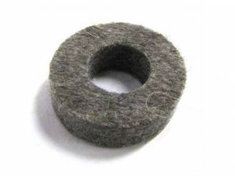 FELT, SHAFT BALL SEAL RETAINS GREASE INSIDE EQUALIZER