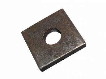SPACER, BODY MOUNT, 5/16 INCH THICK, SQUARE