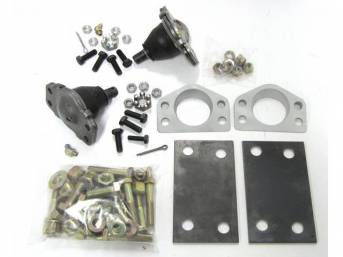 NEGATIVE CAMBER WEDGE KIT