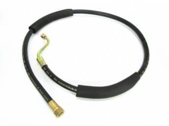 HOSE, Power Steering PRESSURE, CONCOURS, D1ZZ-3A719-C, D1ZZ-3A719-D, D2ZZ-3A719-A