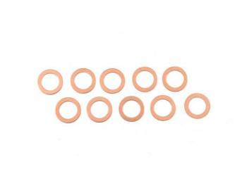 MOUNTING KIT, Axle Center Section, concours, (10), copper