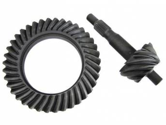 RING AND PINION SET, FORD 8 INCH, 3.80 GEAR