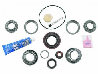 BEARING AND SEAL KIT, REAR AXLE, INCL ALL