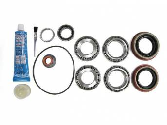 BEARING AND SEAL KIT, REAR AXLE, ** USE