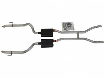 EXHAUST SYSTEM, AMERICAN THUNDER