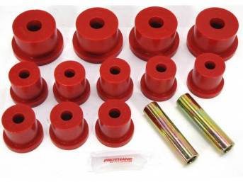 BUSHING KIT, LEAF SPRING, PROTHANE