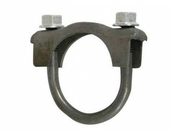 CLAMP, EXHAUST, 1 7/8