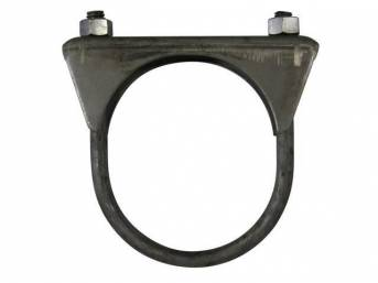 CLAMP, EXHAUST, 3 INCH