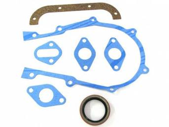 TIMING COVER GASKET AND FRONT SEAL SET