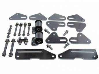 MOTOR MOUNT SET, ADJUSTABLE