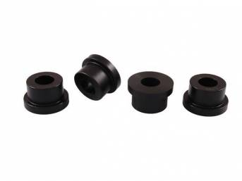 BUSHING SET, MOTOR MOUNT, POLYURETHANE