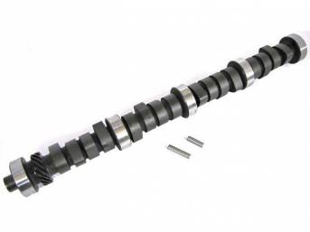 CAMSHAFT, mechanical, replacement, stock specs, .477 valve lift,