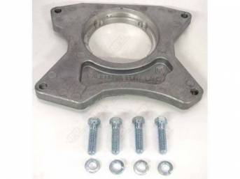ADAPTER PLATE, TRANSMISSION CONVERSION, TK-3550 or TKO