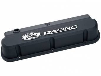 VALVE COVER SET, SLANT EDGE DESIGN