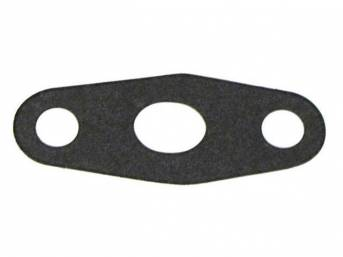 GASKET, OIL PUMP MOUNTING, OIL PUMP TO BLOCK