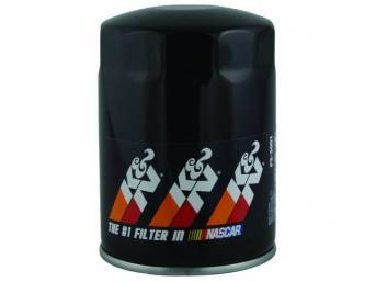 OIL FILTER, K and N, Pro Series, replaces