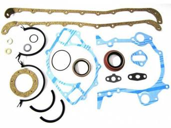 GASKET SET, LOWER END, WHEN OUT SELL INDIVIDUAL
