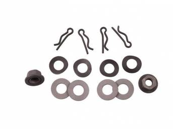 MOUNTING KIT, SHIFTER RODS