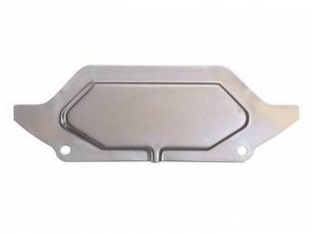 INSPECTION PLATE, A/T