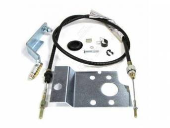 CABLE CLUTCH LINKAGE CONVERSION KIT