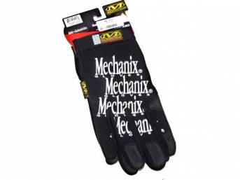 MECHANIX WEAR GLOVES, ORIGINAL, BLACK, EXTRA EXTRA LARGE,