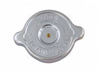 RADIATOR CAP, *AUTOLITE*, ZINC, DEARBORN CARS ONLY, SPECIFIC