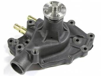 WATER PUMP, NEW REPLACEMENT, CAST IRON, RH INLET