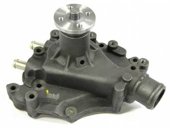 WATER PUMP, NEW, REPLACEMENT, CAST IRON, LH INLET