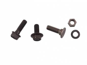 MOUNTING KIT, A/C IDLER PULLEY AND BRACKET