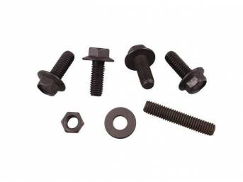 MOUNTING KIT, A/C IDLER PULLEY