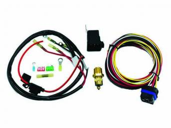 FAN WIRING KIT, Cold Case Electric Fan, Required