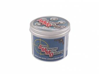 AMMO, 4 ounce jar, A brush on or