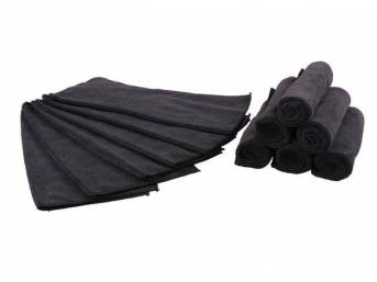 CHADWICKS Micro Fiber Towel, 12 pack, use w/