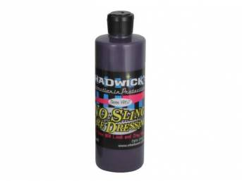 CHADWICKS No Sling Tire Dressing, 16 ounce bottle,