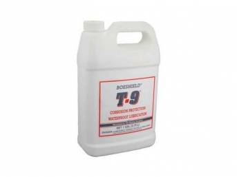 BOESHIELD T-9, RUST PREVENTION AND PENETRANT, 1 GALLON