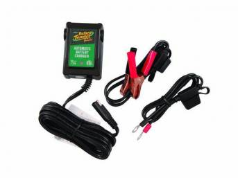 BATTERY TENDER, 6 VOLT CHARGER