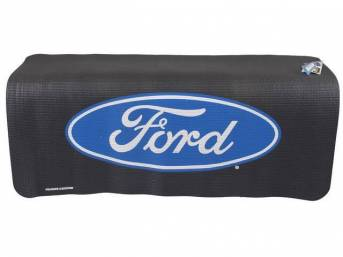 FENDER COVER Fender Gripper Ford Oval Made from