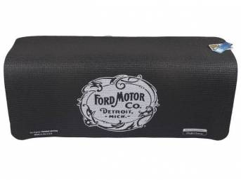 FENDER COVER, Fender Gripper, Ford Motor Co. Detroit