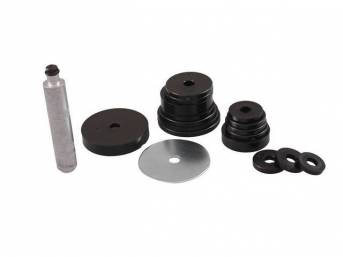 SEAL DRIVER KIT, Quickly installs seals without damage,