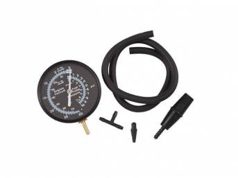 ACTRON VACUUM AND PRESSURE TESTER KIT