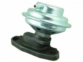 EGR VALVE, REPLACEMENT, INCL GASKET