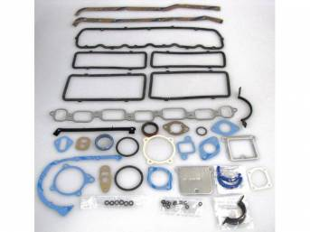 Gasket Kit, Engine, Fel Pro, PermaTorque material, does not incl head bolts