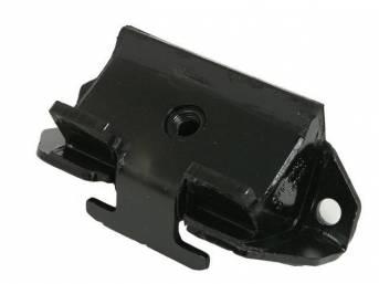 INSULATOR / MOUNT, Engine, LH, rubber, repro