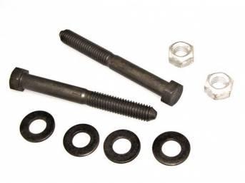FASTENER KIT, Engine Mount, Attaches Engine Mount /