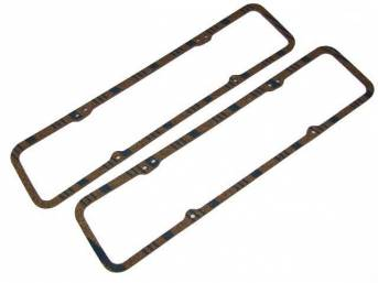 Gasket Set, Valve Cover, Fel Pro, Cork material, 7/32 Inch thick