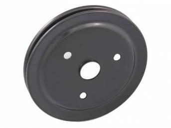 PULLEY, Crankshaft, single groove, 6.8 inch o.d., .875