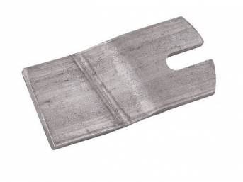 BRACKET, Clutch Lever and Shaft (Bellcrank / Z-Bar), Weld To Frame, Repro