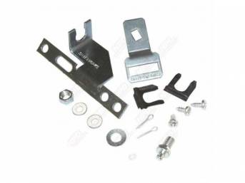 INSTALLATION KIT, Shifter Cable, Provides All Necessary Parts